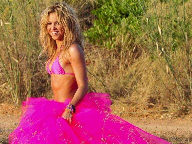 Shakira anuncia que amplía su familia con Gerard Piqué con una tierna foto
