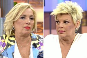 Terelu Campos intenta dejar de nuevo en evidencia a Carmen Borrego
