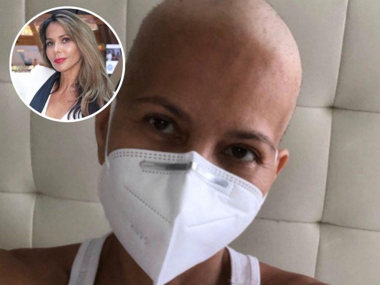 Vaitiare, ex de Julio Iglesias, relata su lucha contra el cáncer