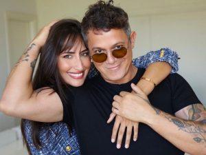 La declaración de amor de Alejandro Sanz a Rachel Valdés por su cumpleaños