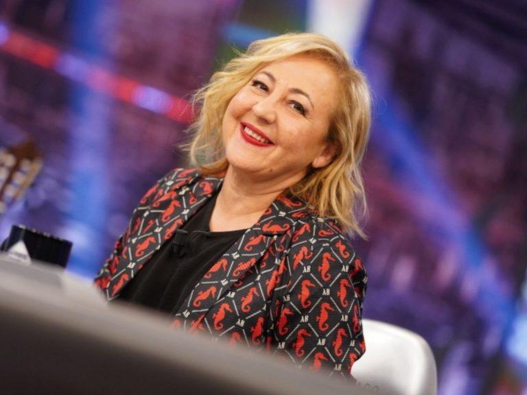 El inesperado corte de una mujer a Carmen Machi en 'El Hormiguero'