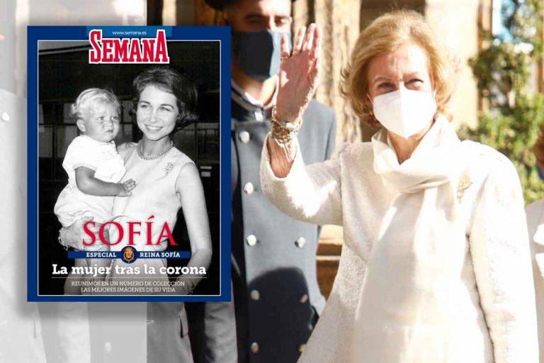 La Reina Sofía, la mujer tras la corona: un ejemplar para coleccionistas ¡YA A LA VENTA!