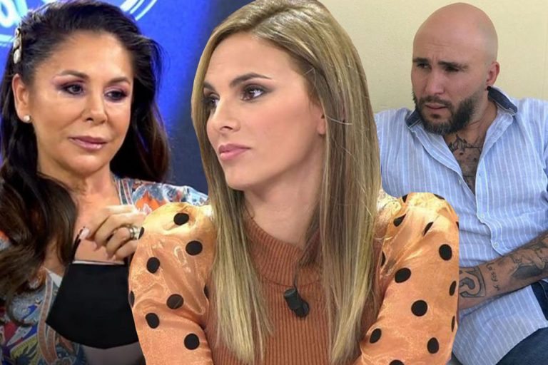 El dolor de Irene Rosales por Isabel Pantoja