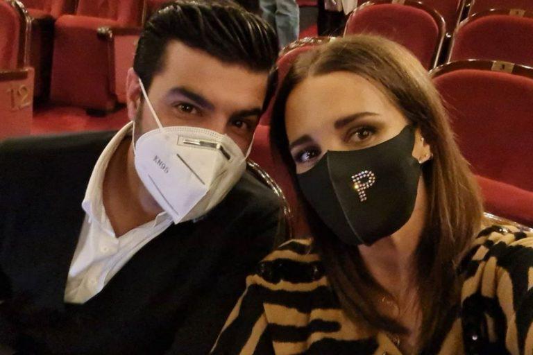 Paula Echevarría y Miguel Torres disfrutan de un romántico plan cultural