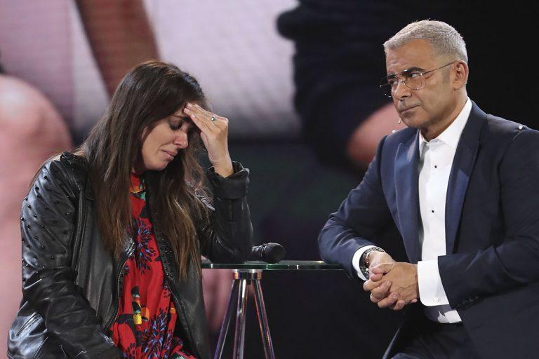 Jorge Javier Vázquez estalla contra Anabel Pantoja: «Tienes todos los números para darte un hostión»