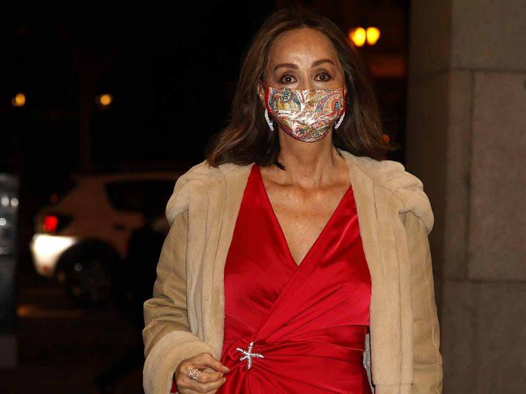 Isabel Preysler, la reina de la elegancia, eclipsa con su look a la reina Sofía