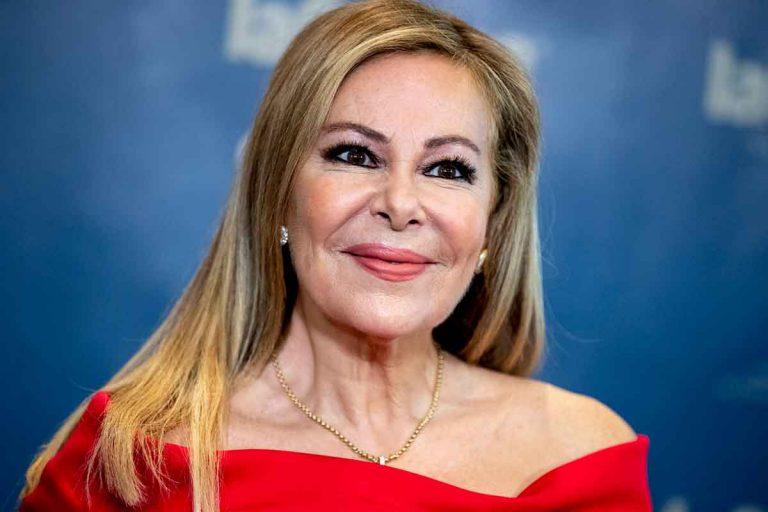 Así se prepara Ana Obregón para despedir este «maldito año con esperanza»