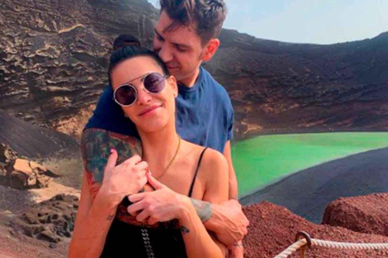 Todas las fotos del polémico viaje de Diego Matamoros y Carla Barber a Lanzarote