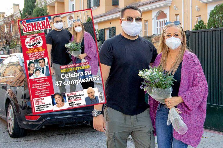 En SEMANA, fotos exclusivas de la celebración de Belén Esteban por su 47 cumpleaños