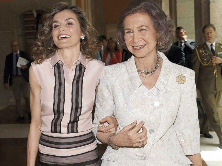 Los modelos 'vintage' de la Reina Sofía con los que Letizia nos dejaría noqueados