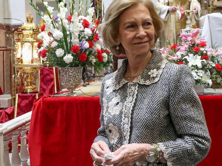 La Reina Sofía cumple 82 años: su espléndida reinvención tras la marcha de su marido, el Rey Juan Carlos