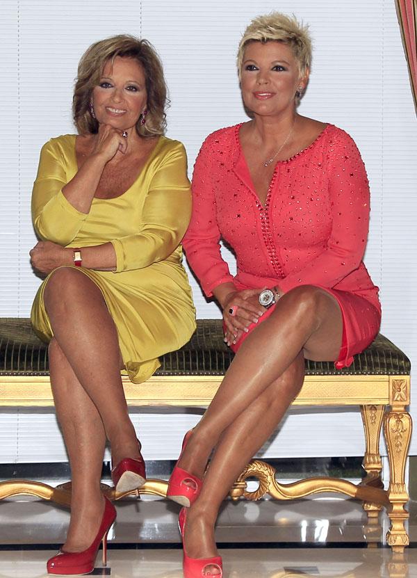 Teresa Campos y Terelu