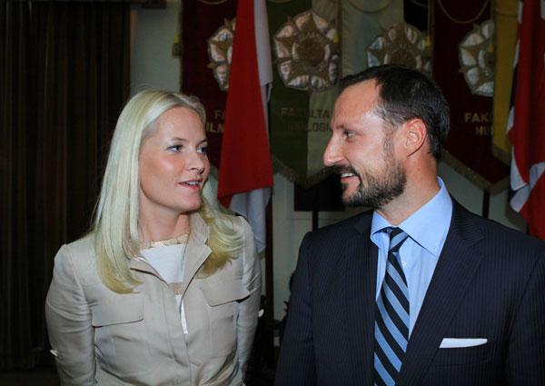 haakon de noruega, mette-marit de noruega