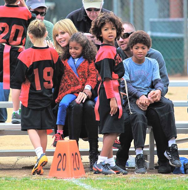 Heidi Klum y sus hijos ea70d9ead09