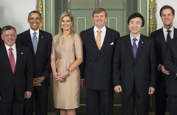 Cumbre en La Haya