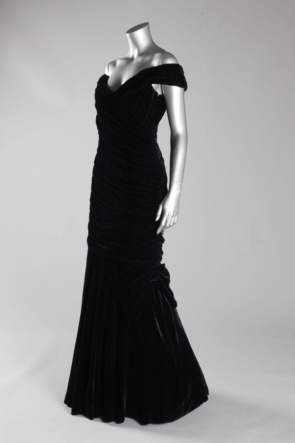 Vestido de Diana de Gales