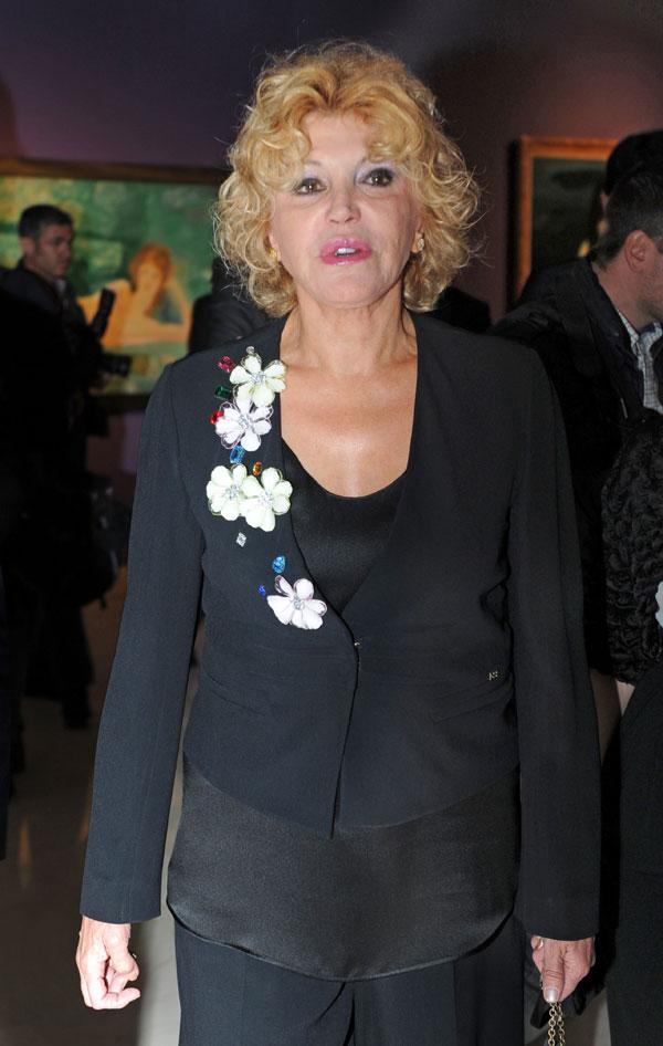 Tita Thyssen, nuevo look