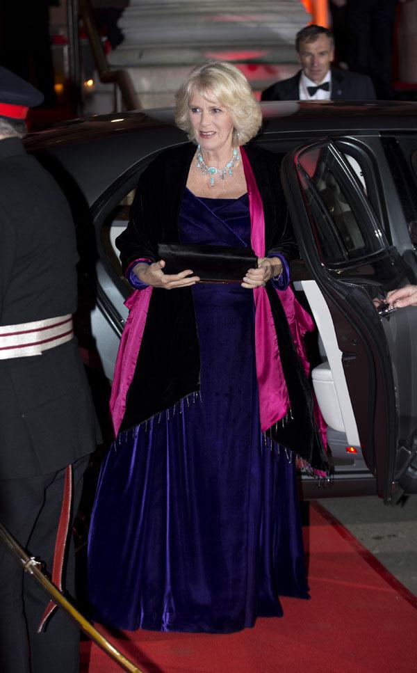 Camilla Parker, duquesa de Cornualles