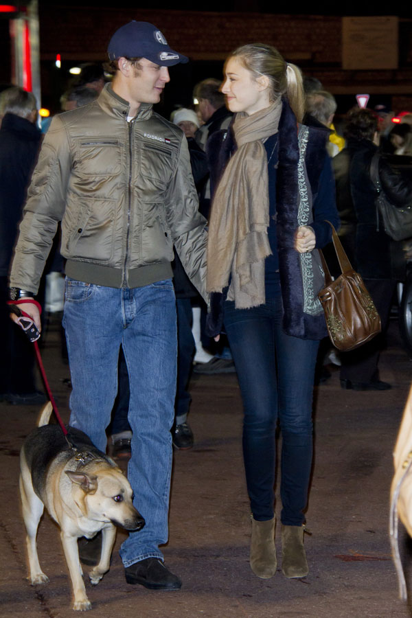 Pierre Casiraghi y su novia, Beatrice Borromeo