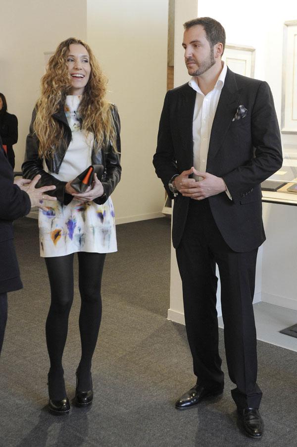 Borja Thyssen y Blanca Cuesta