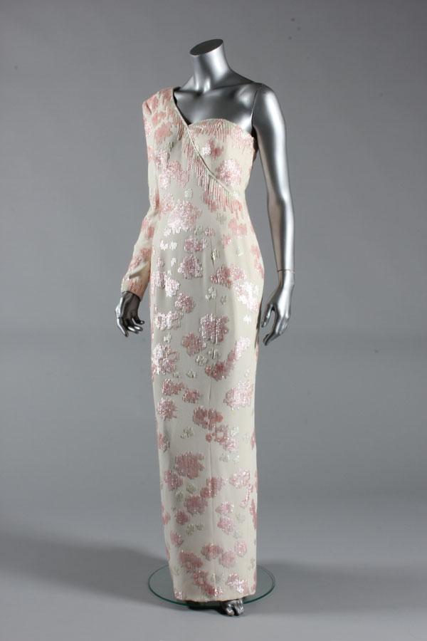 Vestido de Diana de Gales a subasta