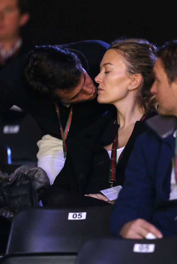 Marta Ortega y Sergio Álvarez, enamorados en París