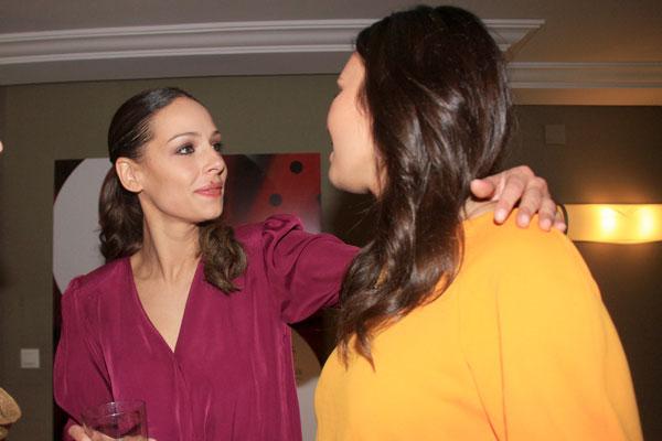 Jessica Bueno y Eva Gonzalez