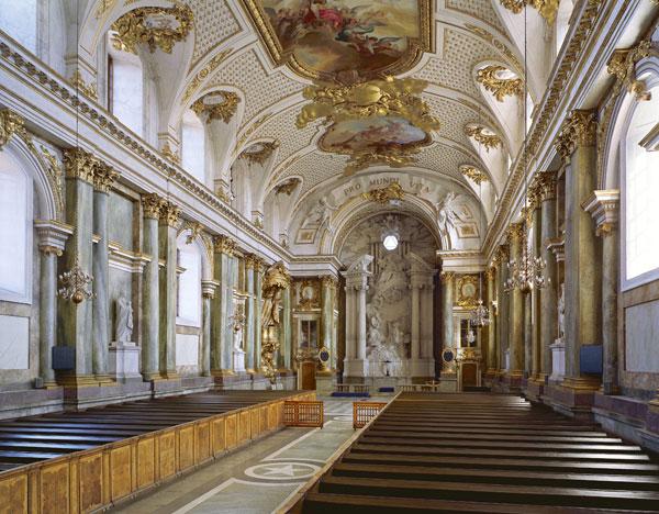 estocolmo, palacio real