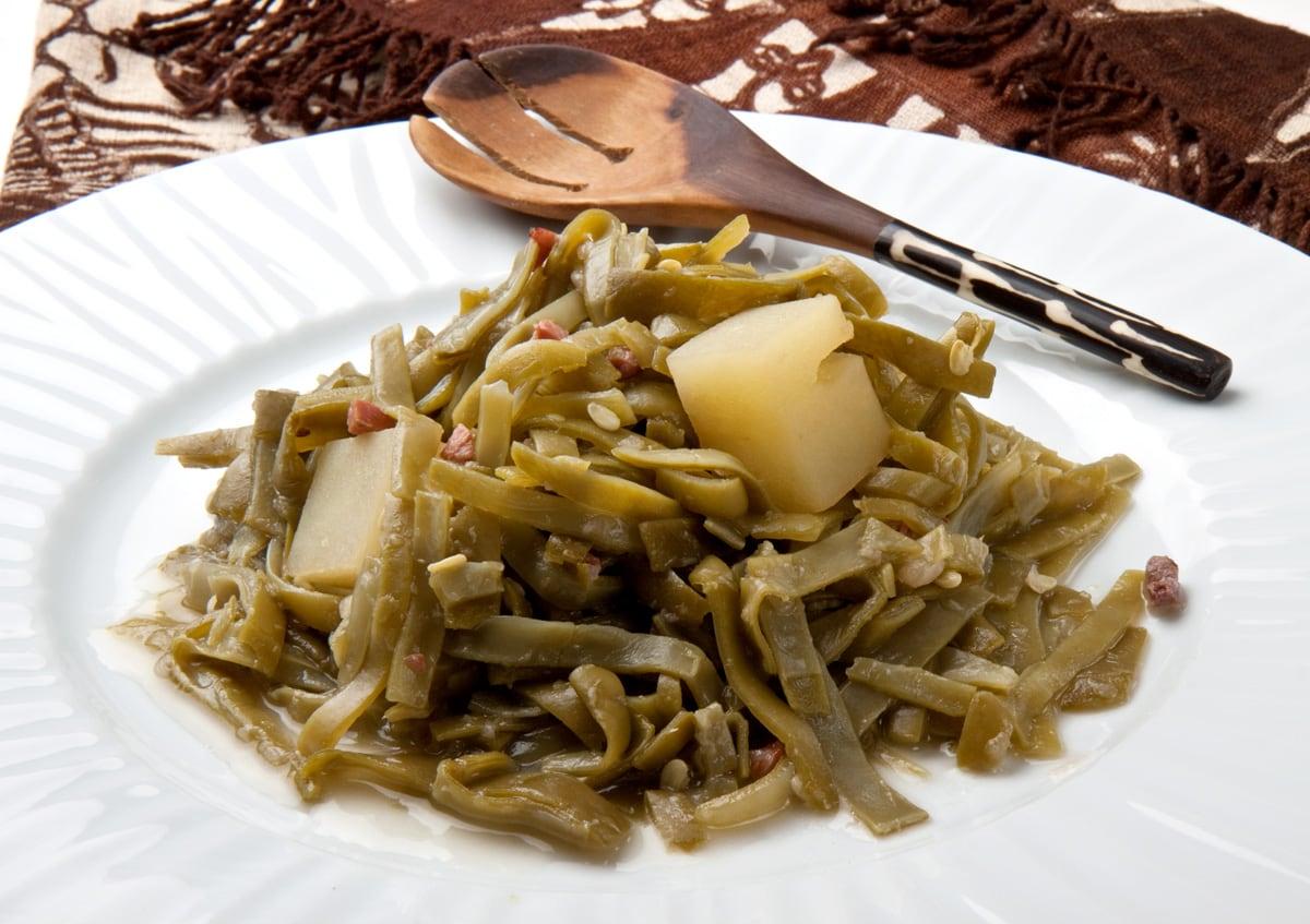 Recetas ideas interesantes y trucos de cocina semana - Judias verdes en olla express ...