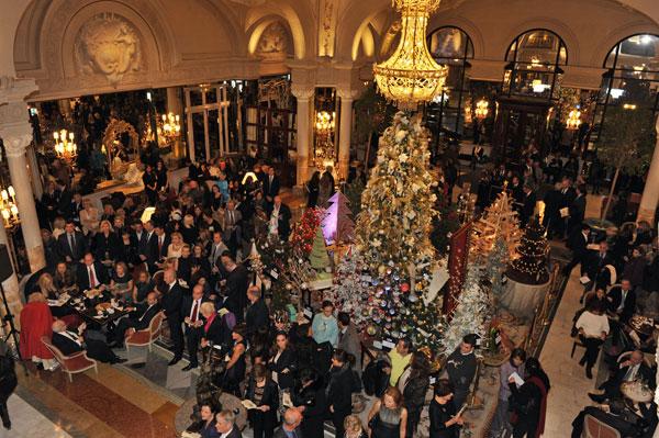 Hall del Hotel de París