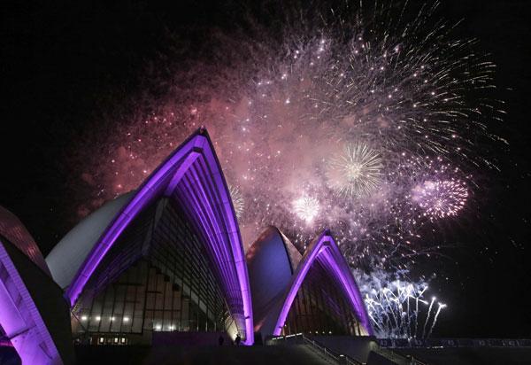 Aniversario Ópera de Sídney