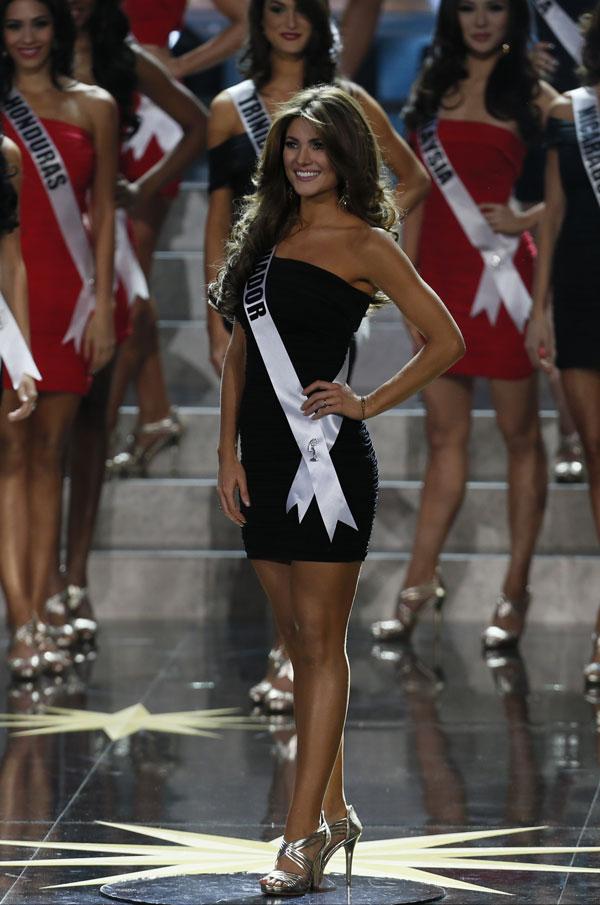 Constanza Báez, Miss Ecuador