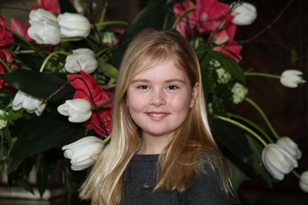 princesa amalia de holanda