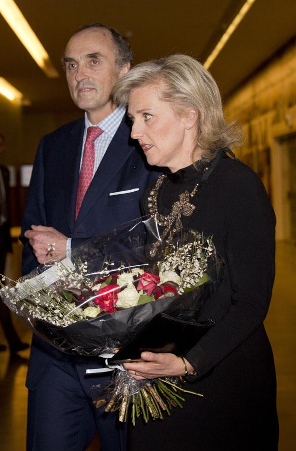 Astrid de Belgica y Lorenzo de Habsburgo
