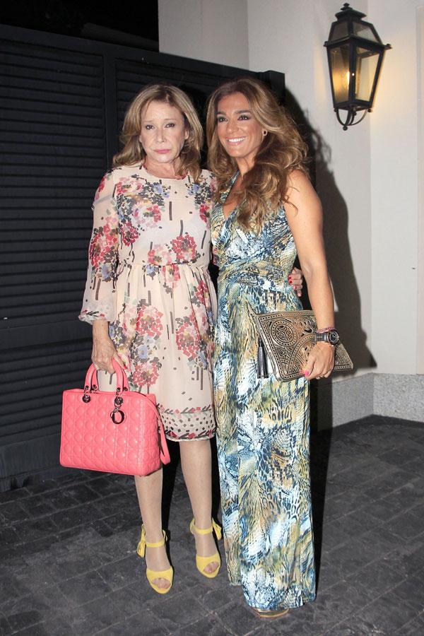 Mila Ximénez y Raquel Bollo