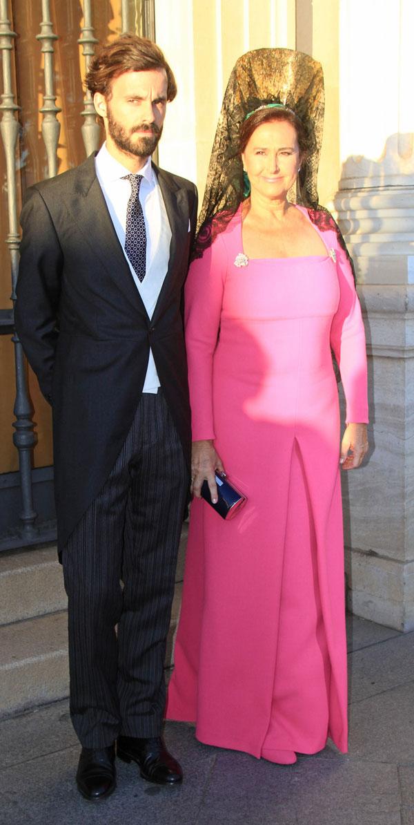 Tamara Falcó, de boda en Sevilla con Fernando Solís