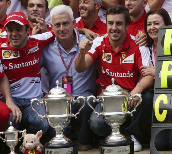 Fernando Alonso Gran Premio de España