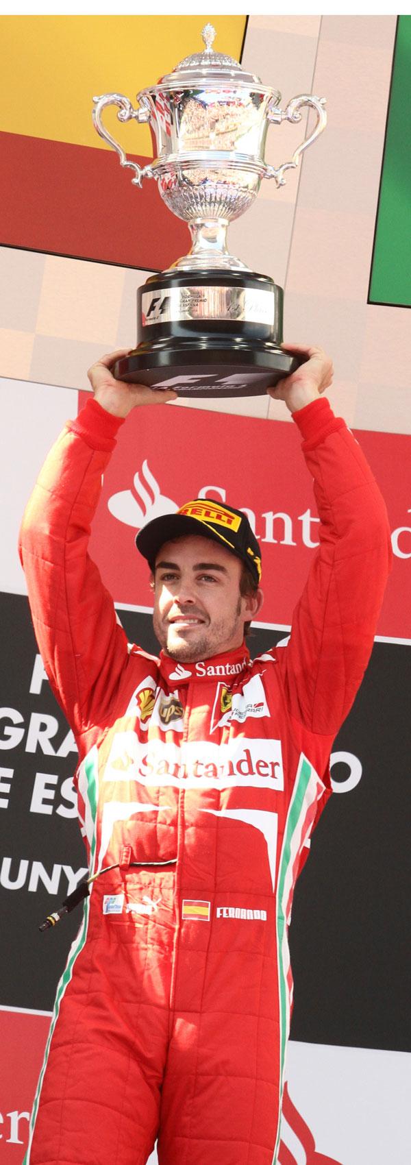 Fernando Alonso Montmeló