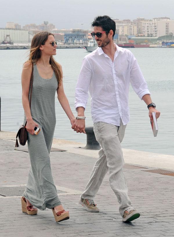 Ana Fernández Reaparecerá En Málaga Donde Hizo Oficial Su Amor Con Santi Trancho