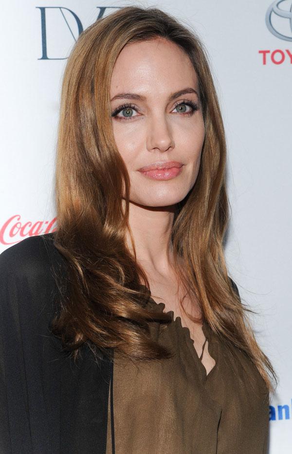 Angelina Jolie en Nueva York