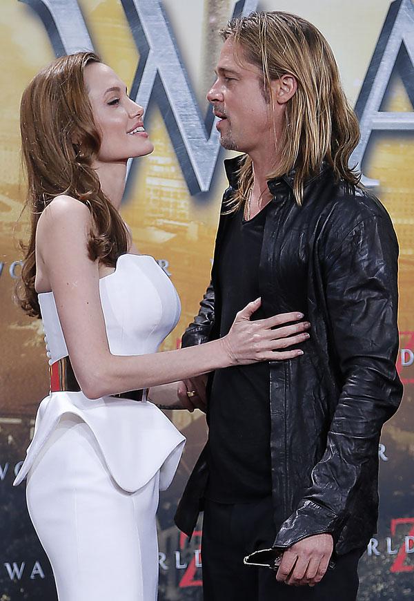 Angelina-Jolie-Brad Pitt
