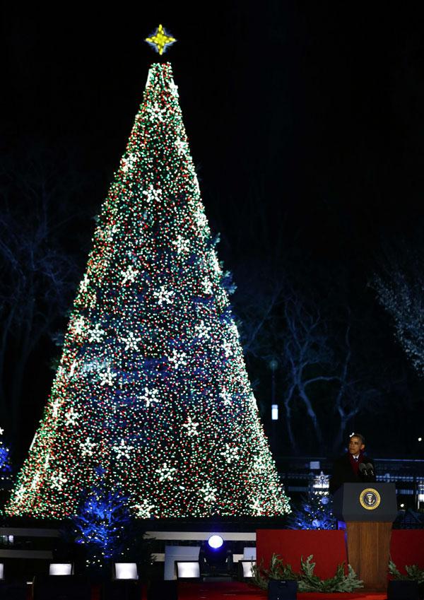 Arbol de Navidad de la Casa Blanca