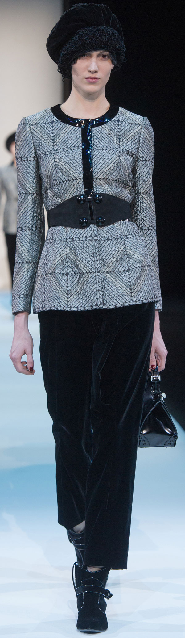 Armani Semana Moda de Milan
