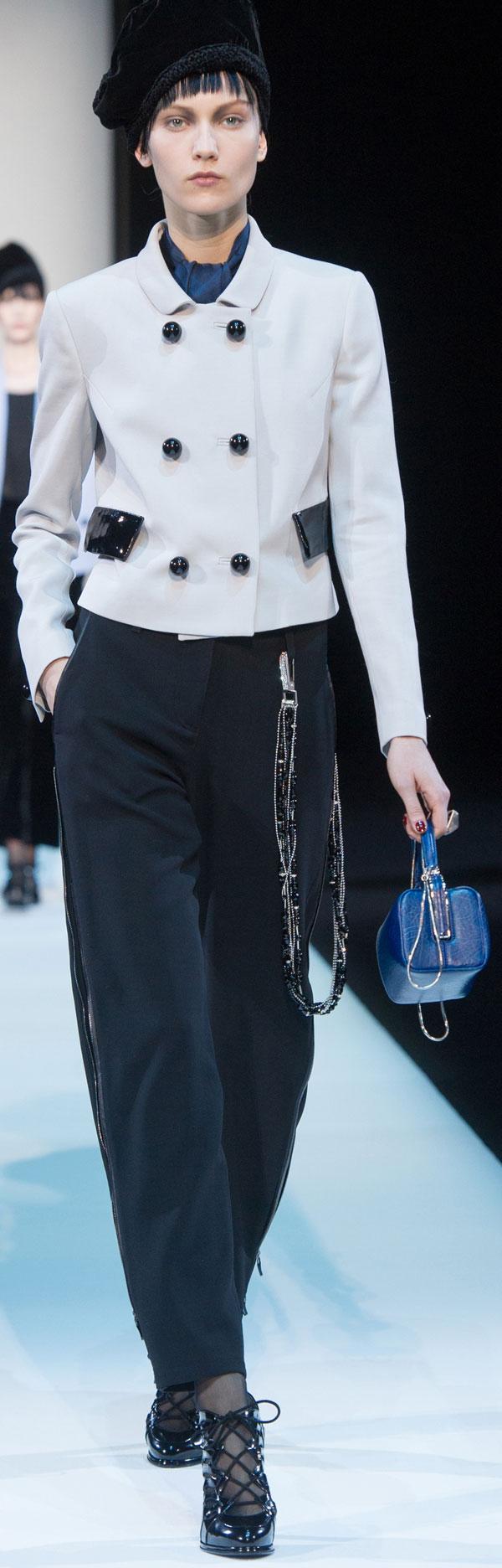 Armani Semana Moda de Milán