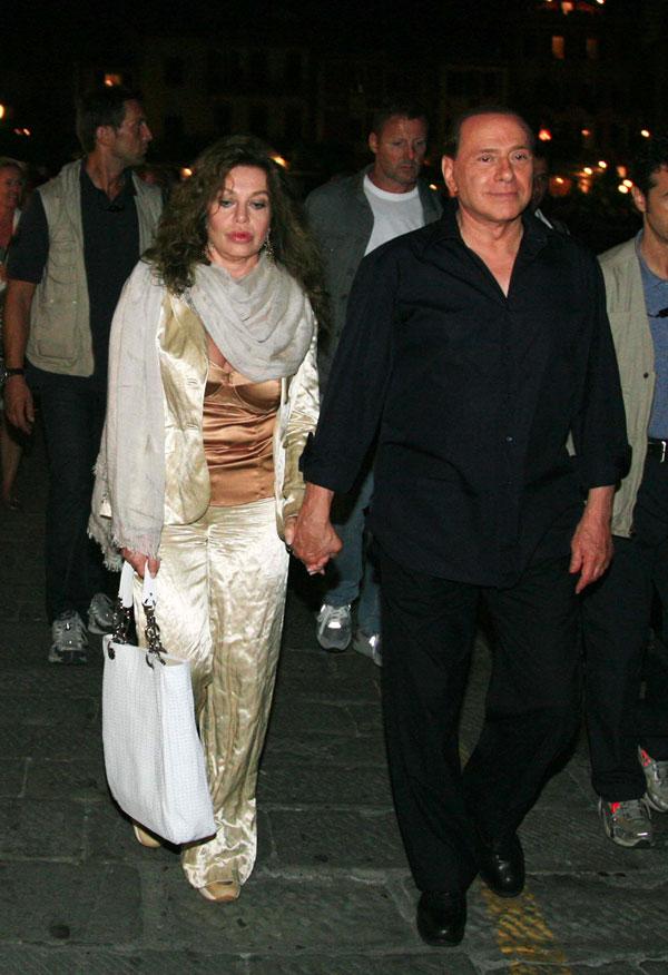 Silvio Berlusconi y Veronica Lario ya tienen el divorcio