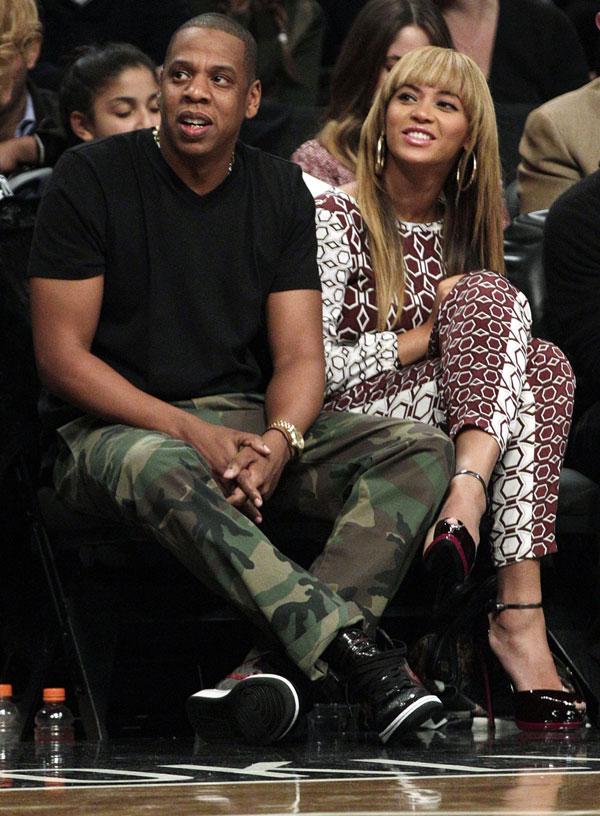 Beyonce-Jay-Z-basket