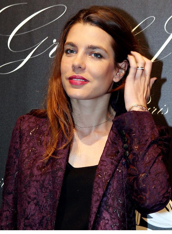 Carlota Casiraghi Master Gucci Paris