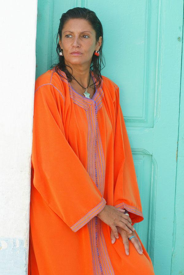 Carmen Ordoñez -Marruecos-2002