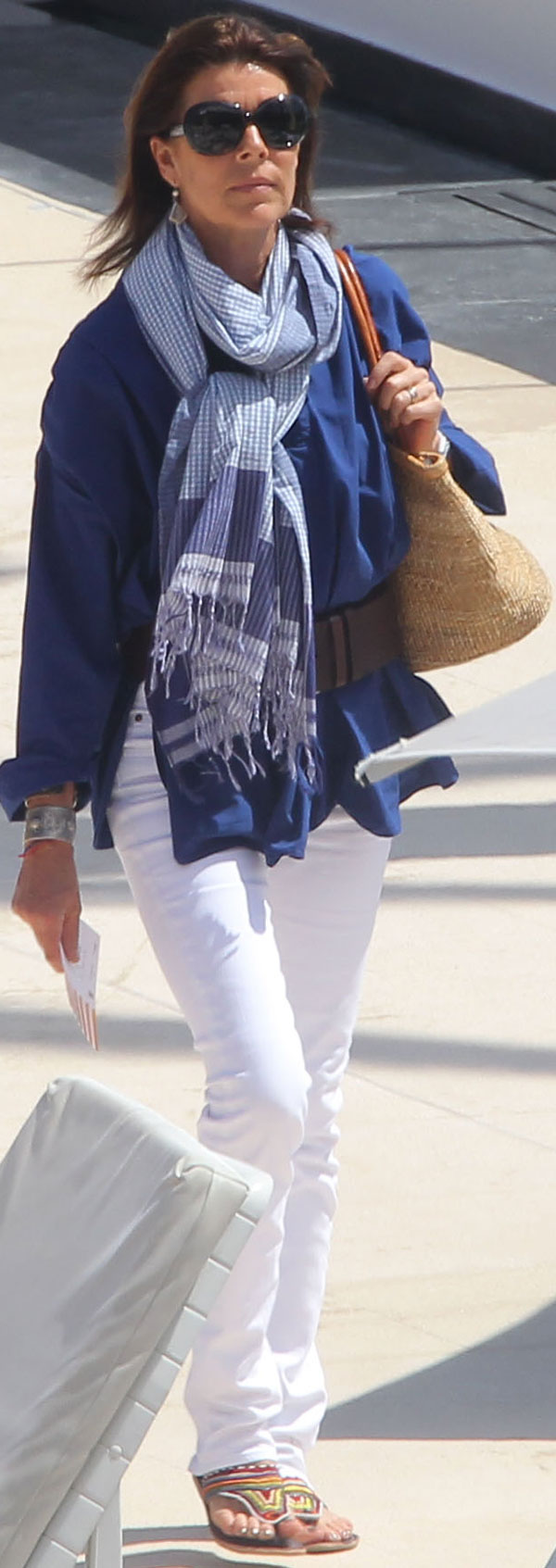 maxi-foulard