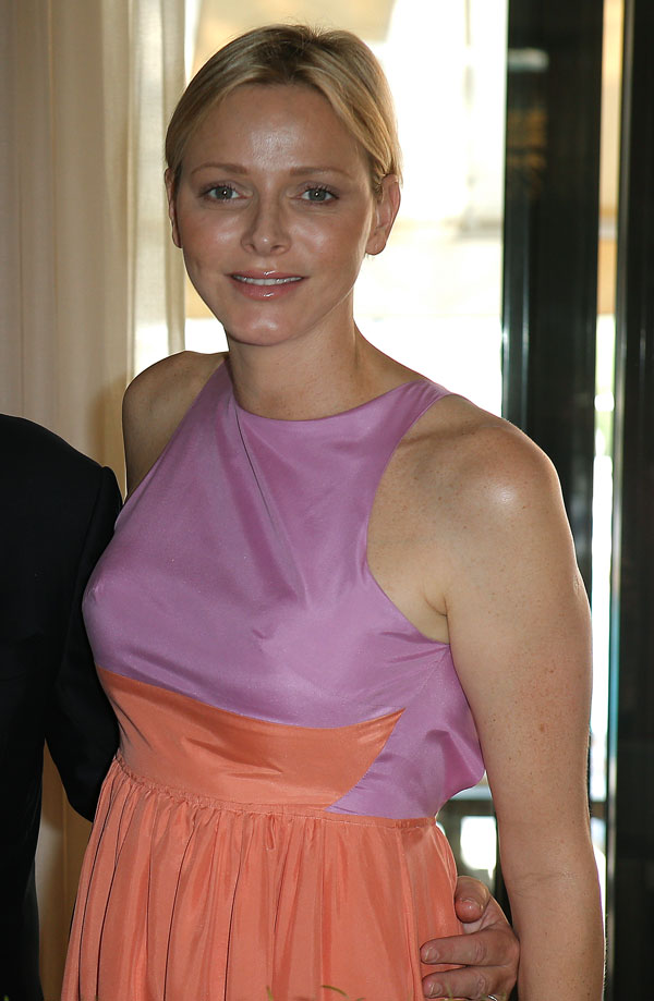 Charlene-y-Alberto-de Mónaco